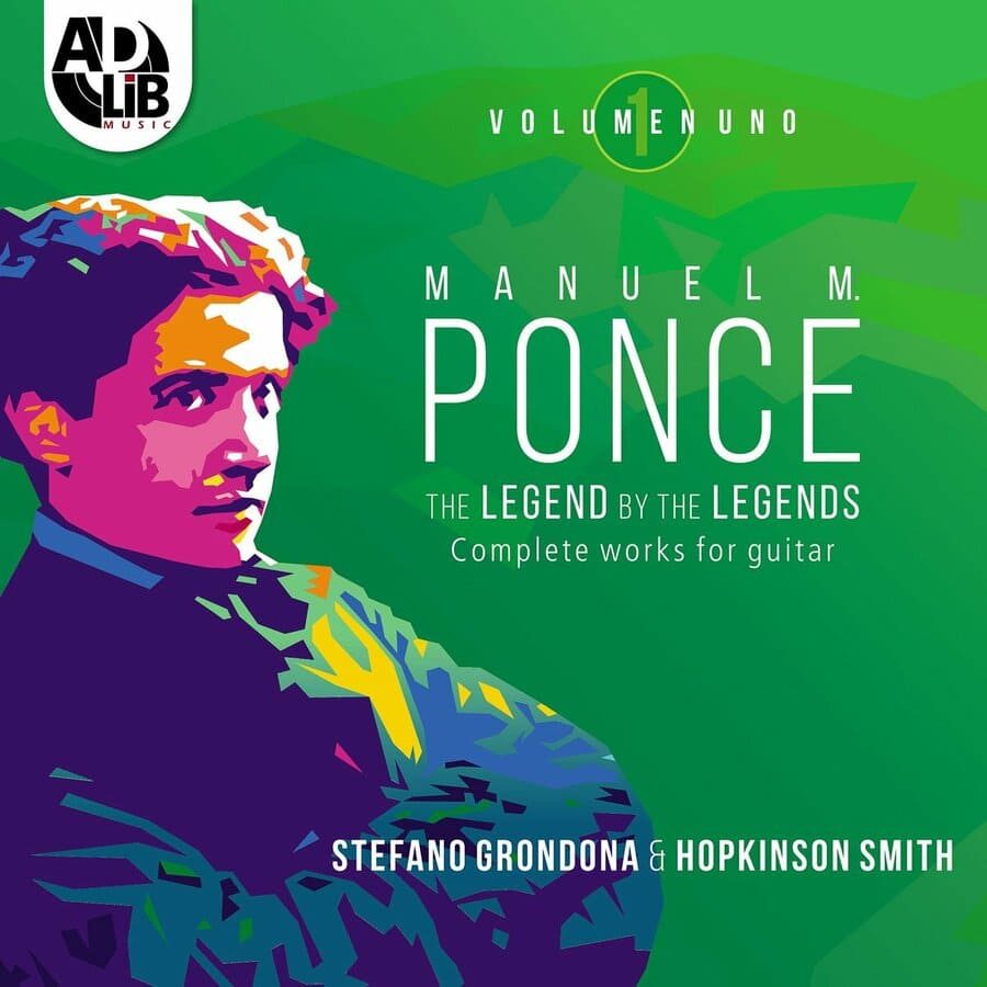 Manuel M. Ponce. The Legend by the legends