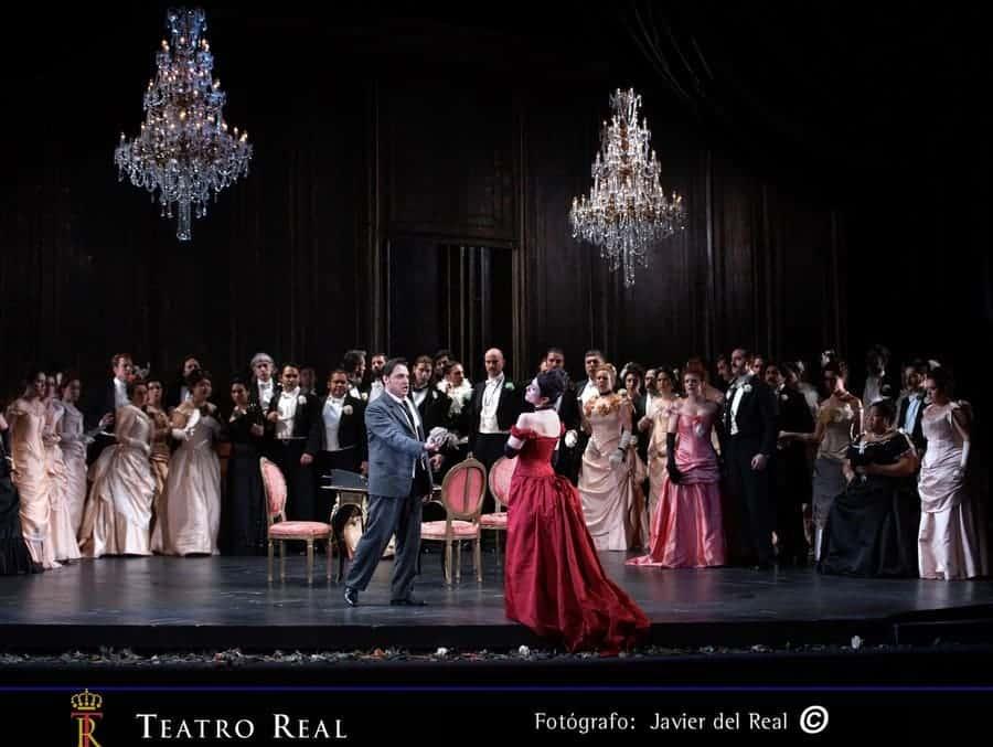 Dos producciones del Teatro Real en todo el mundo