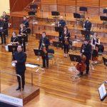 ETB2 emite este sábado el primer concierto de 'Euskadiko Orkestra Martxan