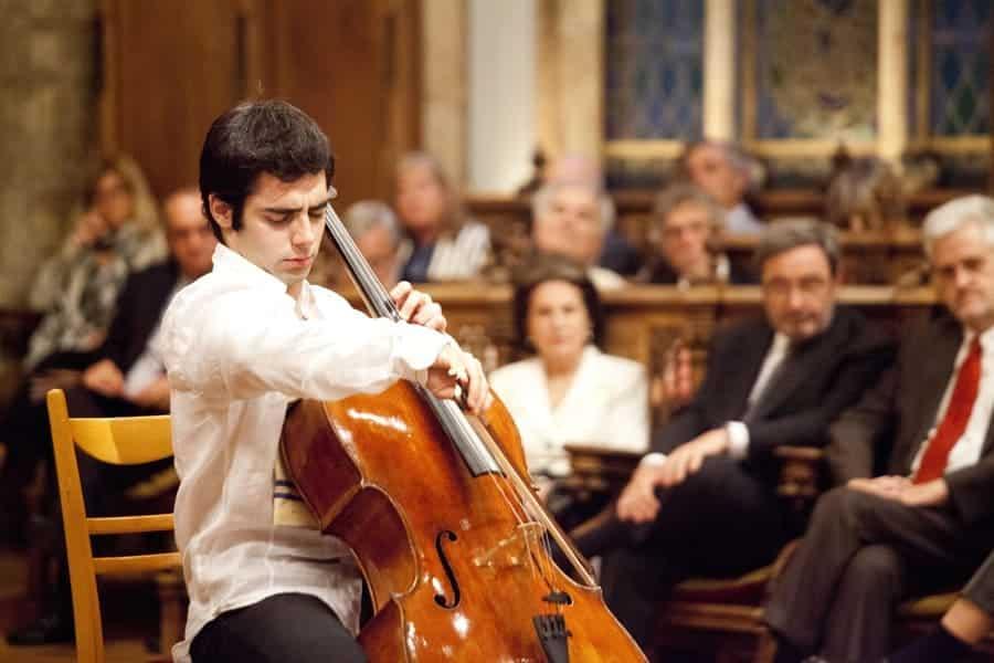 El Galardón Internacional Pablo Casals para Jóvenes Violonchelistas 2020 se abre a aspirantes de todo el mundo