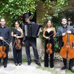 Gorka Hermosa presenta su nuevo disco, Blanchard Strings
