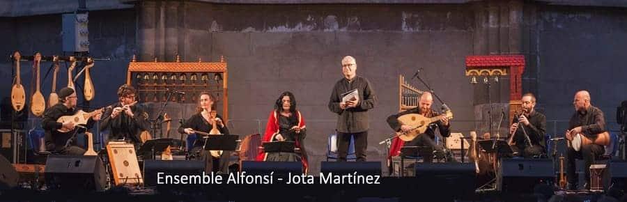 La colección completa de los instrumentos musicales de Alfonso X 'el Sabio' vuelve a sonar