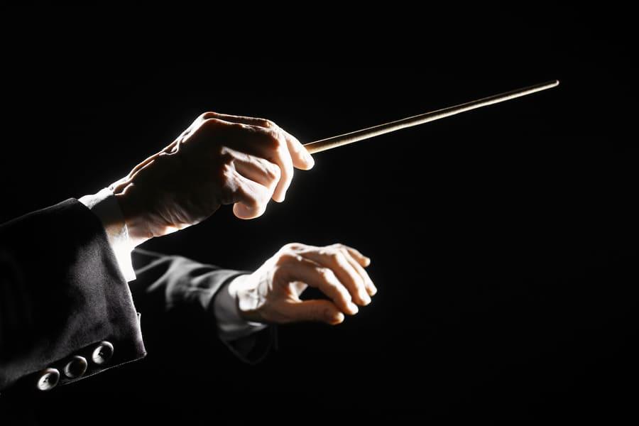 Los directores de orquesta, conectados(1)