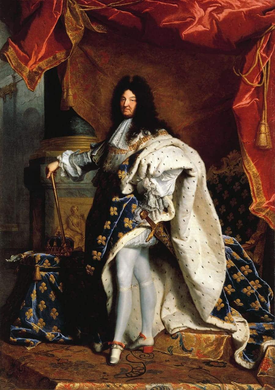 Luis XIV, Rey Sol