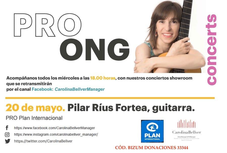 Pilar Rius PRO PLAN INTERNACIONAL