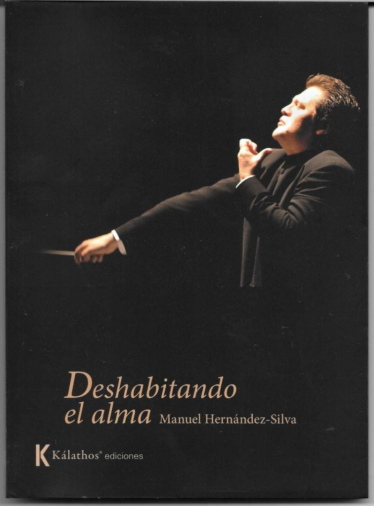 Ya está disponible 'Deshabitando el alma', el libro de memorias de Hernández-Silva