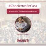 ConciertosEnCasa con David del Puerto Marta Estal Sara Guerrero