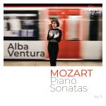 ALBA VENTURA Mozart. Piano Sonatas Vol. 1