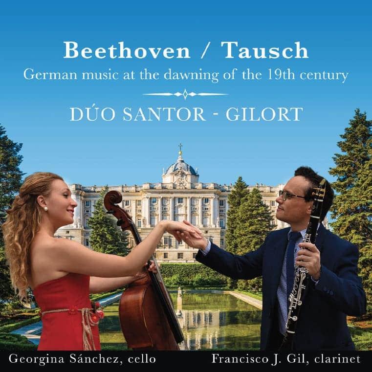 Beethoven / Tausch Dúo Santor-Gilort