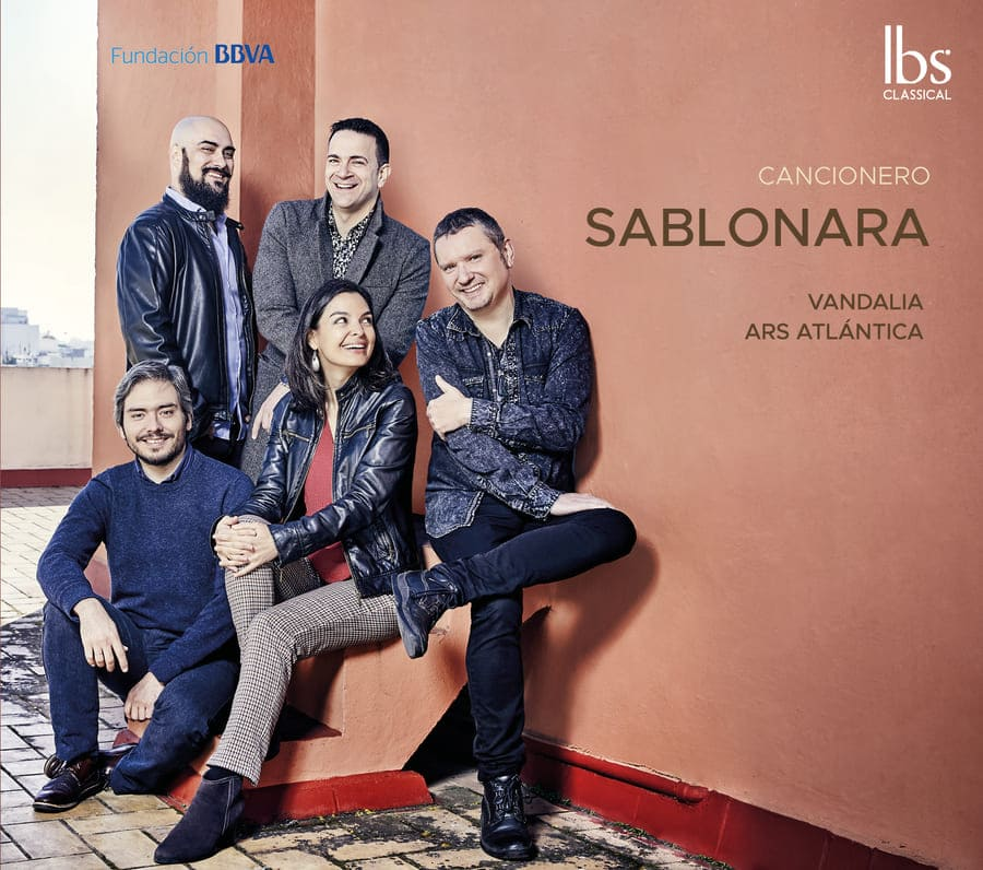 Cancionero Sablonara Vandalia Ars Atlántica