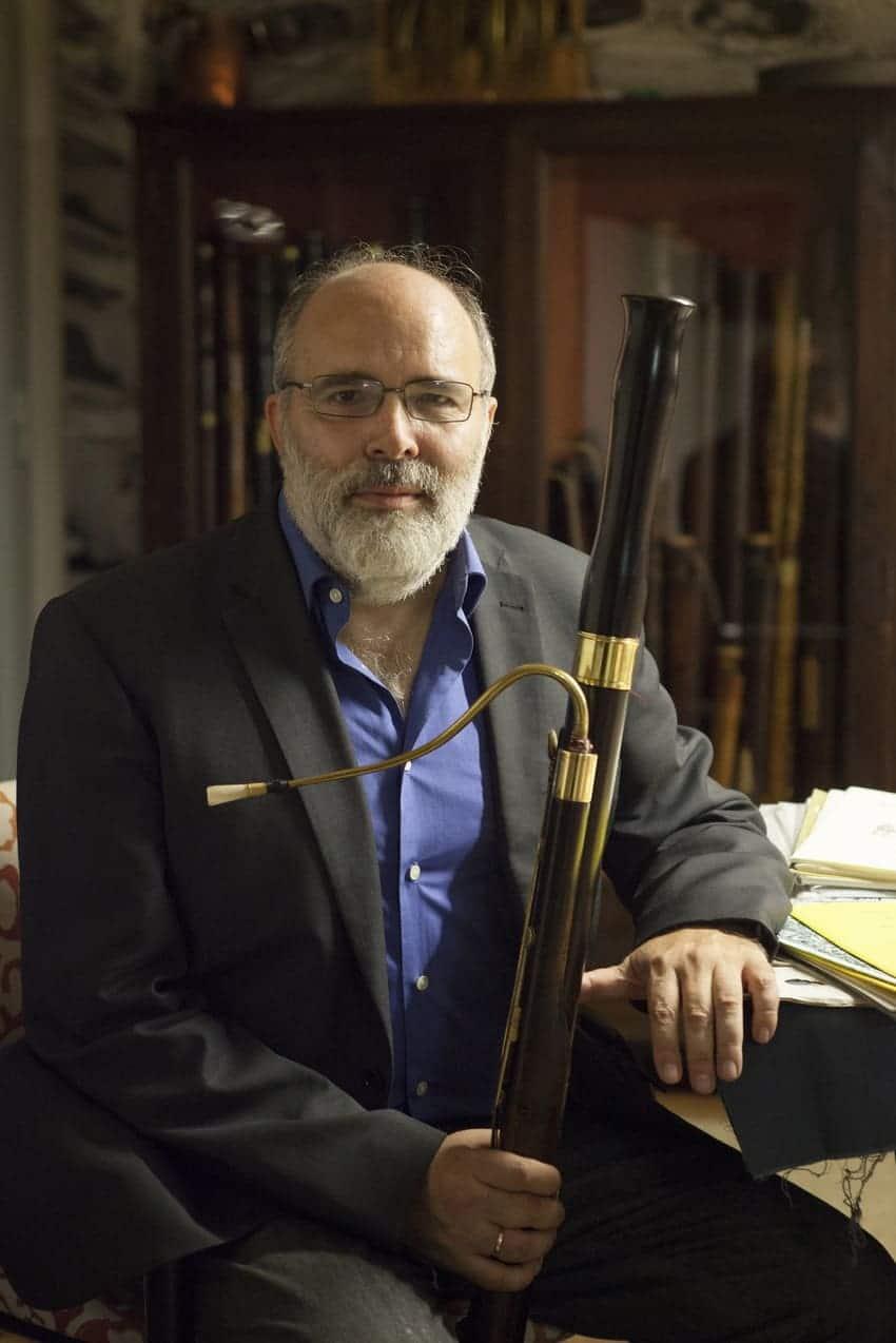 Josep Borràs enseñanza música antigua