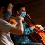 Cuarteto Ribera La OSCyL retoma la actividad de cámara con un programa digital dedicado a Beethoven