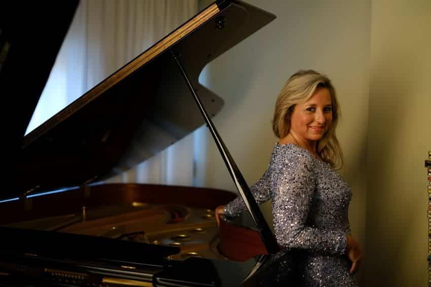 Paula Coronas, un regreso intenso a los escenarios conciertos