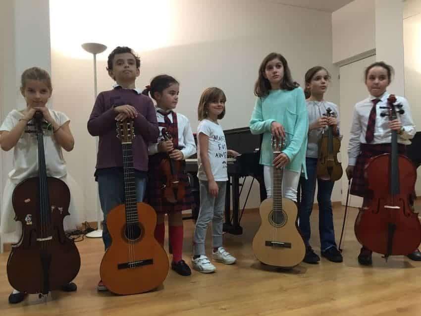 Concierto de alumnos de EnClavedeSí