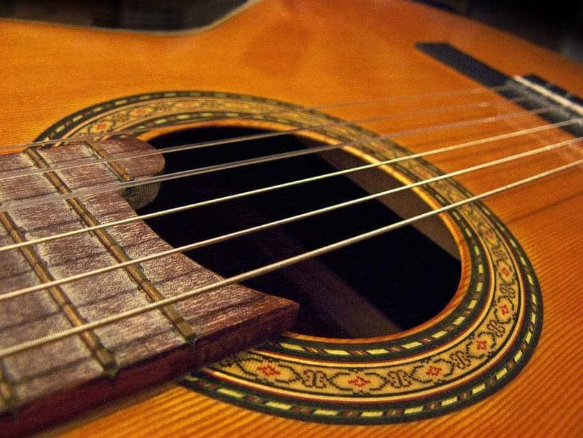 La guitarra en tiempos de la guerra civil