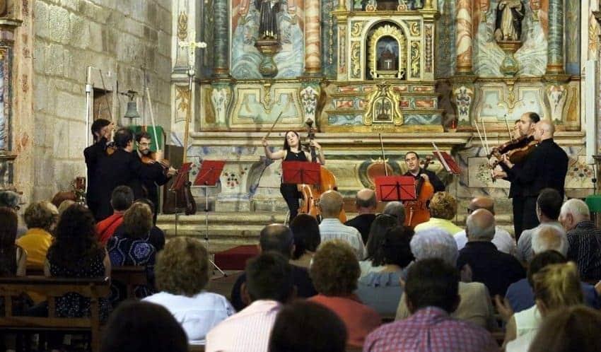 XII Ciclo de Música de San Martín de Barcia de Mera