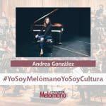 Andrea González Pianista y gestora musical