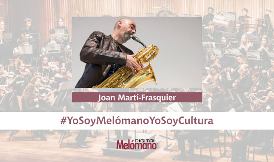 Joan Martí-Frasquier, saxofonista