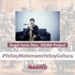 Ángel Soria Diez, de SIGMA Project