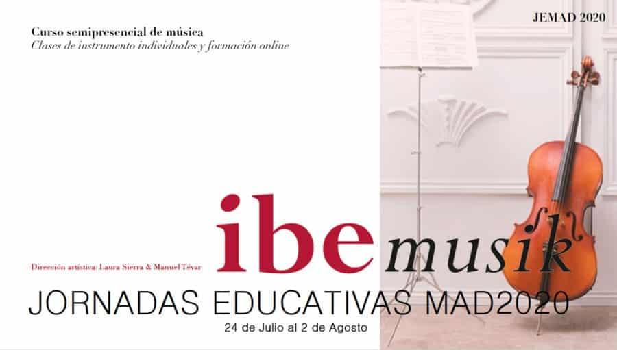 ibemusik, Jornadas educativas Mad2020