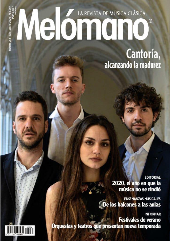 portada Melómano 264