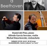 Concierto Homenaje a Beethoven en Sierra Musical 2020