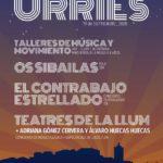 El 19 de septiembre tendrá lugar el Festival de Música de Urriés