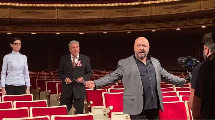 El Teatro de la Zarzuela estrena en sus redes una serie de seis capítulos