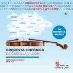 El ensemble de la OSCyL recala en 'Segovia, un oasis de cultura'