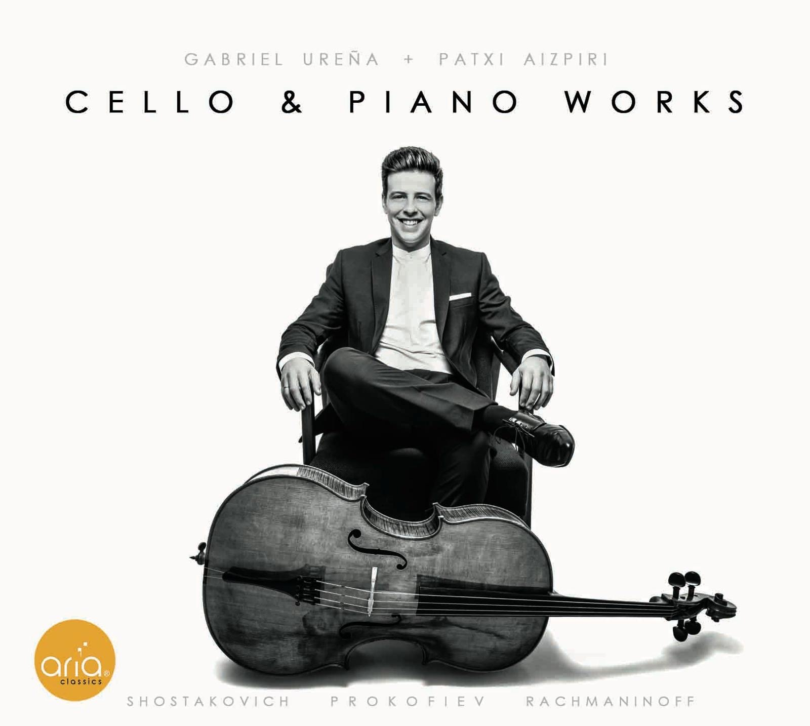 Cello & Piano Works Patxi Aizpiri & Gabriel Ureña