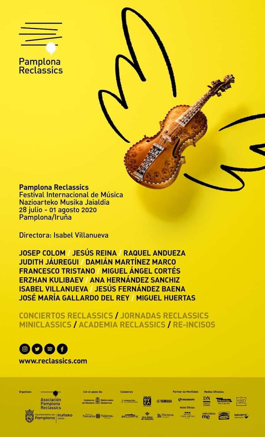Pamplona Reclassics
