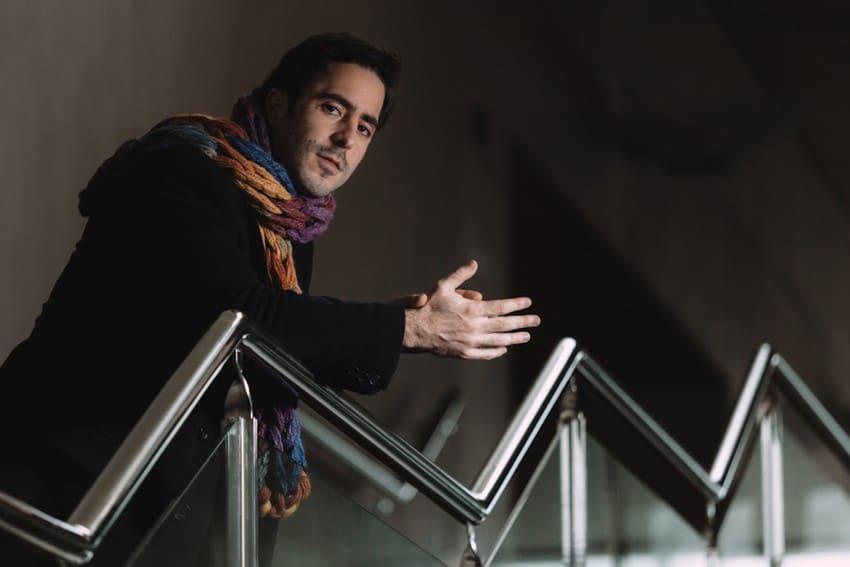 Juan Carlos Fernández-Nieto, en el Porto Pianofest 2020