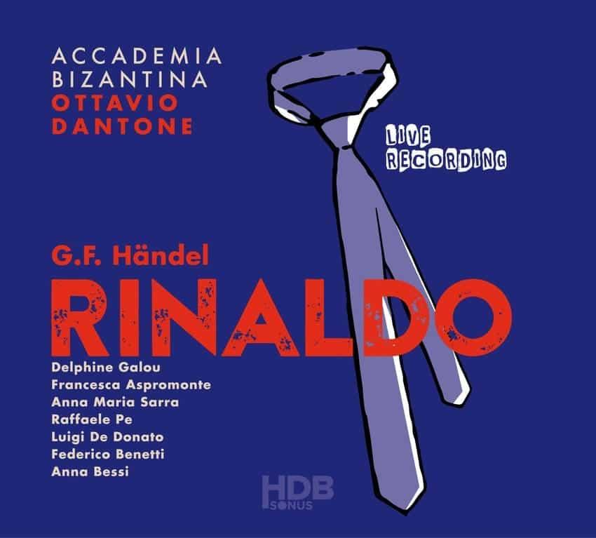 La Accademia Bizantina edita 'Rinaldo' con su propio sello discográfico