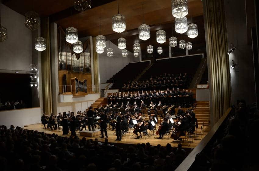 La Orquesta Filarmonía Granada, de gira veraniega