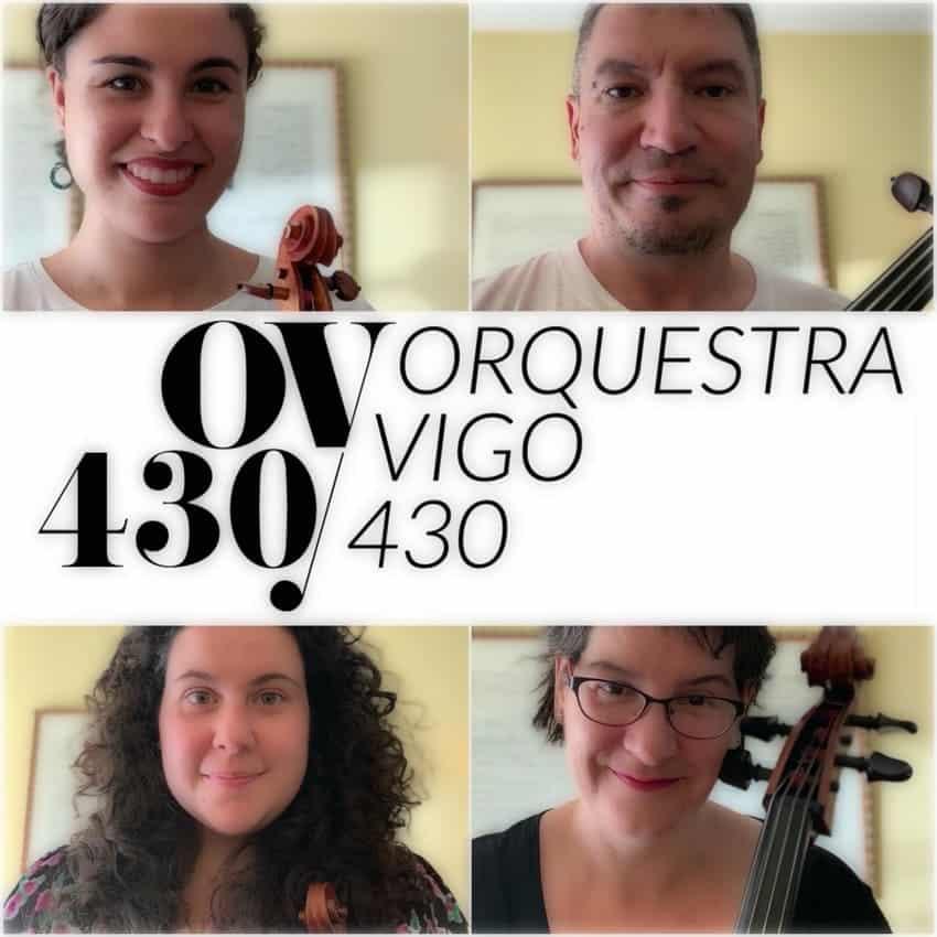La Orquestra Sinfónica Vigo 430 presenta su programa estival
