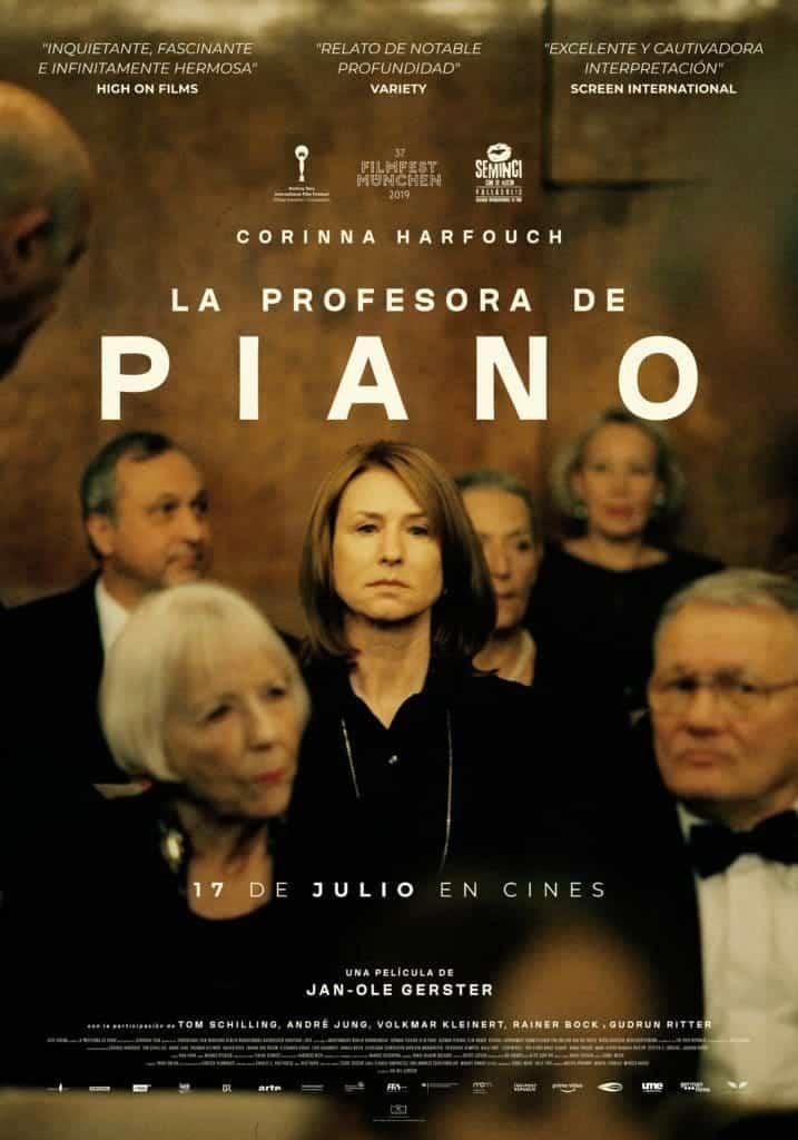 La película 'La profesora de piano' se estrena el 17 de julio en cines 2