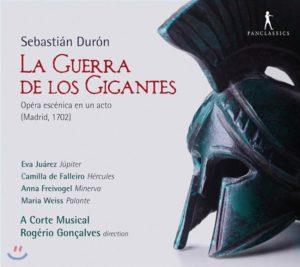 La guerra de los gigantes: Sebastián Durón y el legado de una dinastía