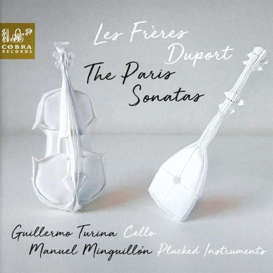 Les Frères Duport. The Paris Sonatas