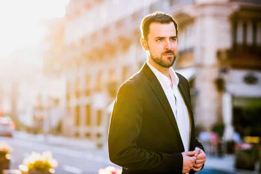 Sebastià Peris en Viena, más que un sueño