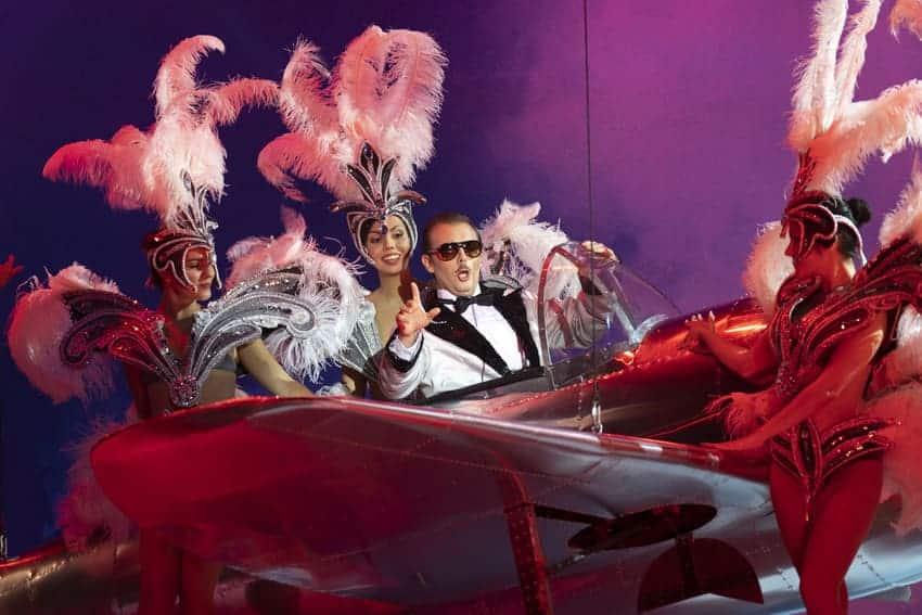'L'elisir d'amore' de Ópera de Tenerife, en el Teatro Comunale di Bologna de Italia