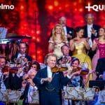 Entrevista a André Rieu con motivo del estreno de 'Maastrich Mágica' en Yelmo Cines