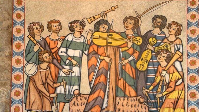 Arranque de curso en la Escuela de Música Medieval y de Tradición Oral