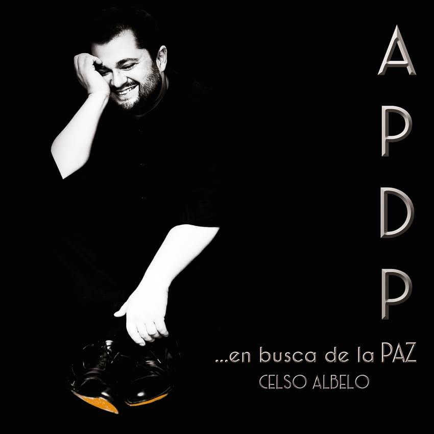 Celso Albelo presenta 'APDP... en busca de la PAZ'