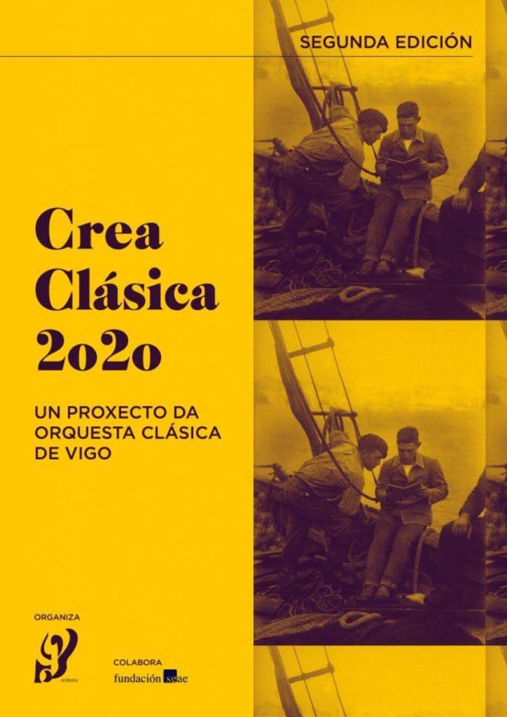 CreaClásica 2020 con la Orquesta Clásica de Vigo