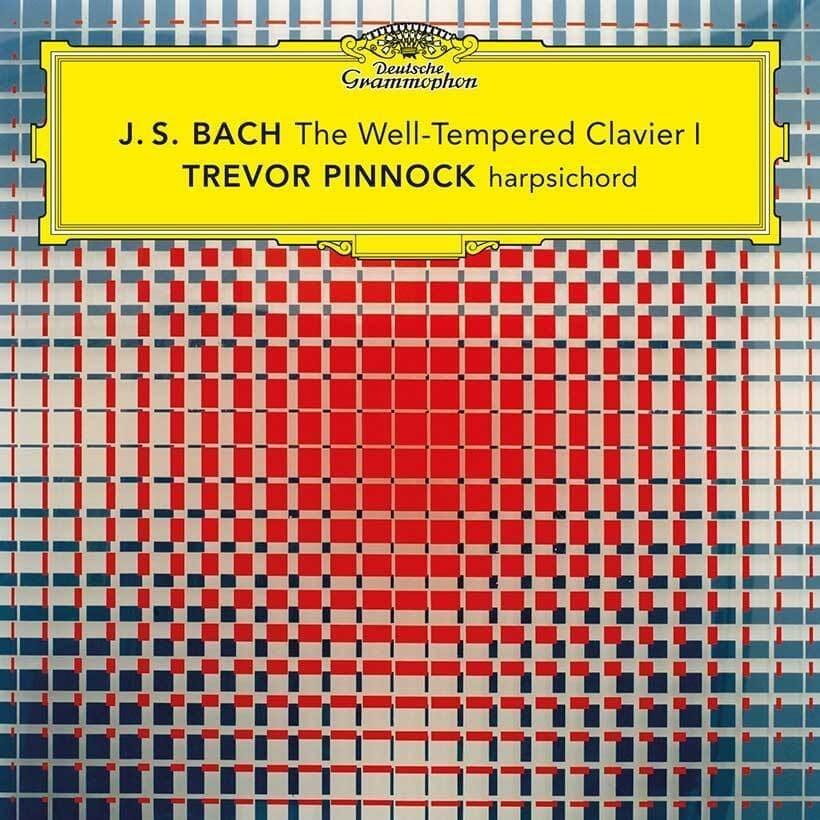 Johann Sebastian Bach, The well-tempefred clavier I Trevor Pinnock