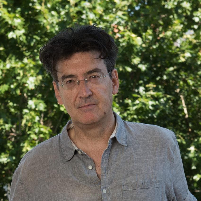 José María Sánchez-Verdú © Julio Jaime