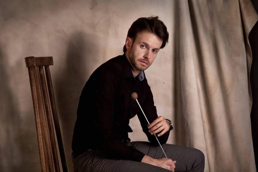 Entrevista al director de orquesta Manuel Busto MD