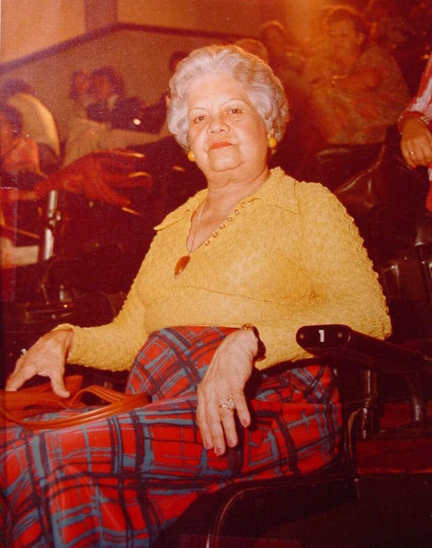 Blanca Estrella Veroes de Méscoli