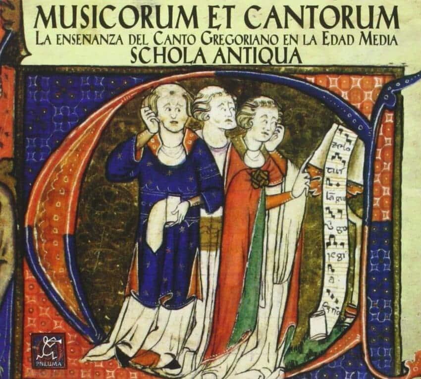 Schola Antiqua, Musicorum et Cantorum