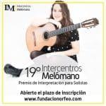 Abierto el plazo de inscripción del 19º Intercentros Melómano